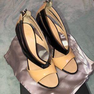 Giuseppe Zanotti 35.5 patent leather heels